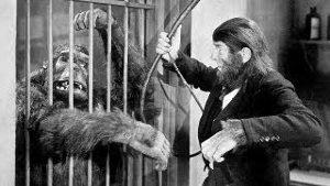 Still from The Ape Man (1943)