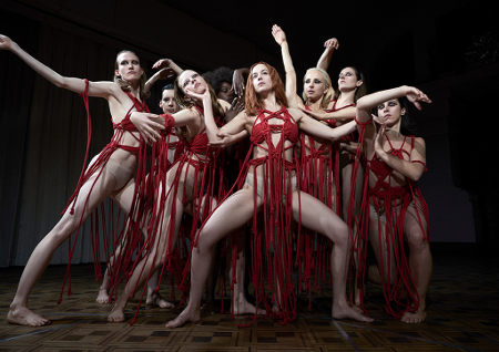 Still from Suspiria (2018)