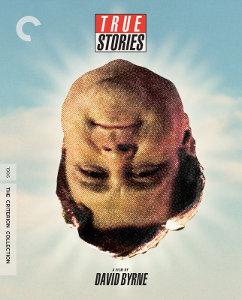 True Stories Criterion DVD