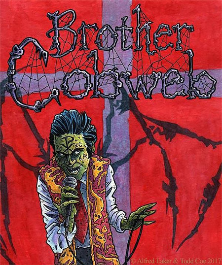 Brother Cobweb promotional
