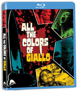 All the Colors of Giallo Blu-ray