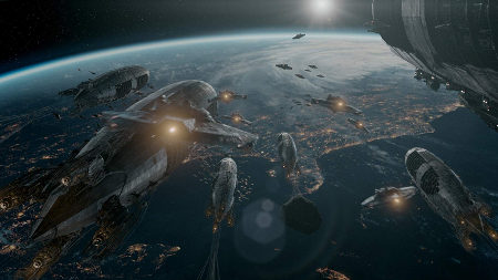 Still from Iron Sky (2012)