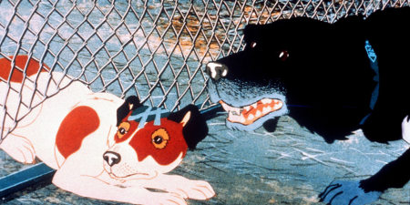 Still from The Plague Dogs (1982)