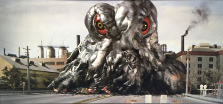Still from Godzilla vs. Hedorah (1971)