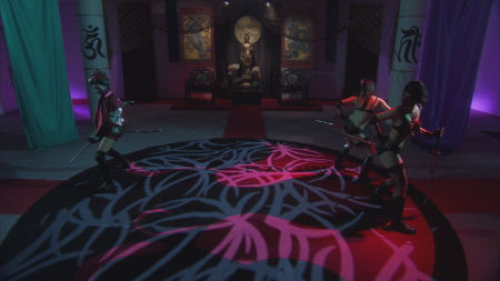 Still from RoboGeisha (2009)