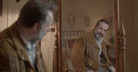 Still from Deerskin (2019)