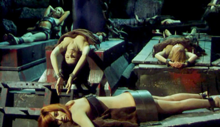 Still from The Torture Chamber of Dr Sadism (1967)