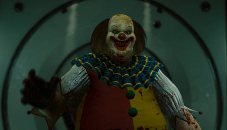 Still from Tickles the Clown (2021)