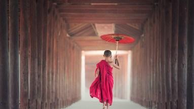 camminare meditare
