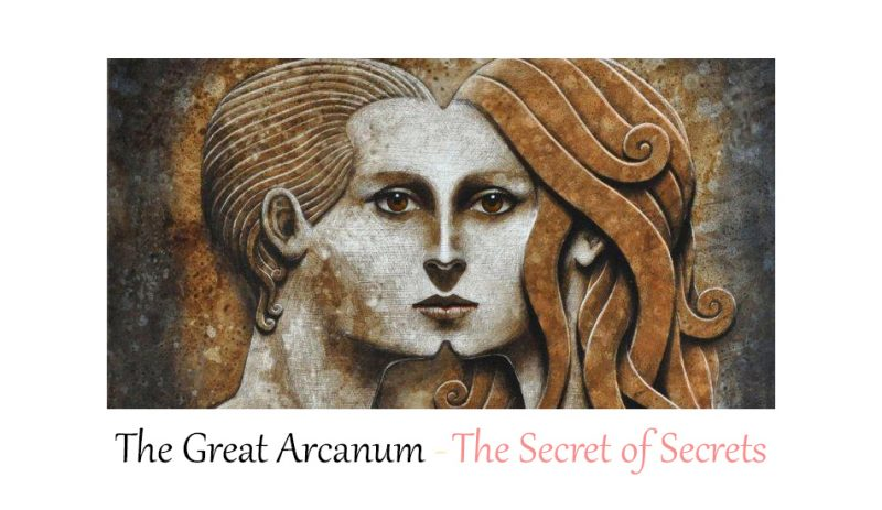 The Great Arcanum - The Secrets of Adam and Eve