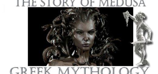The Story of Medusa ~Greek Mythology
