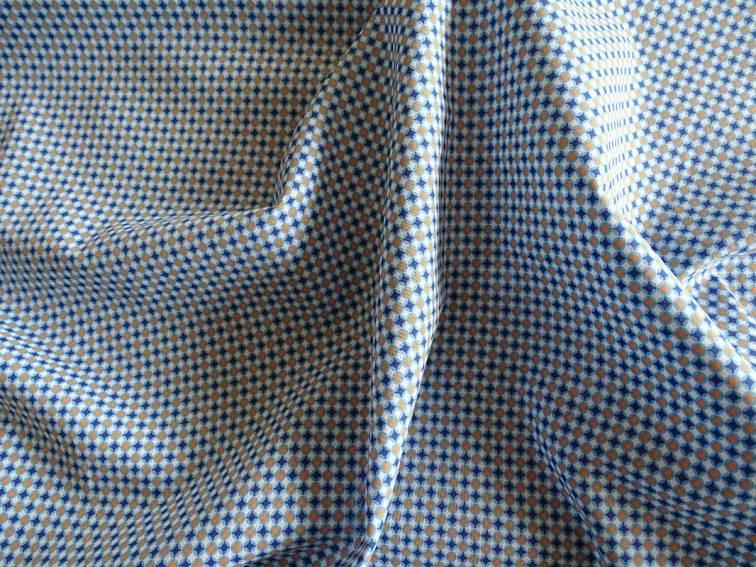 coton_imprimé_ronds_carrés_bleu_jaune_moutarde_36bobines-3