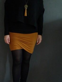 jupe-drapee-cognac-kokechic-2