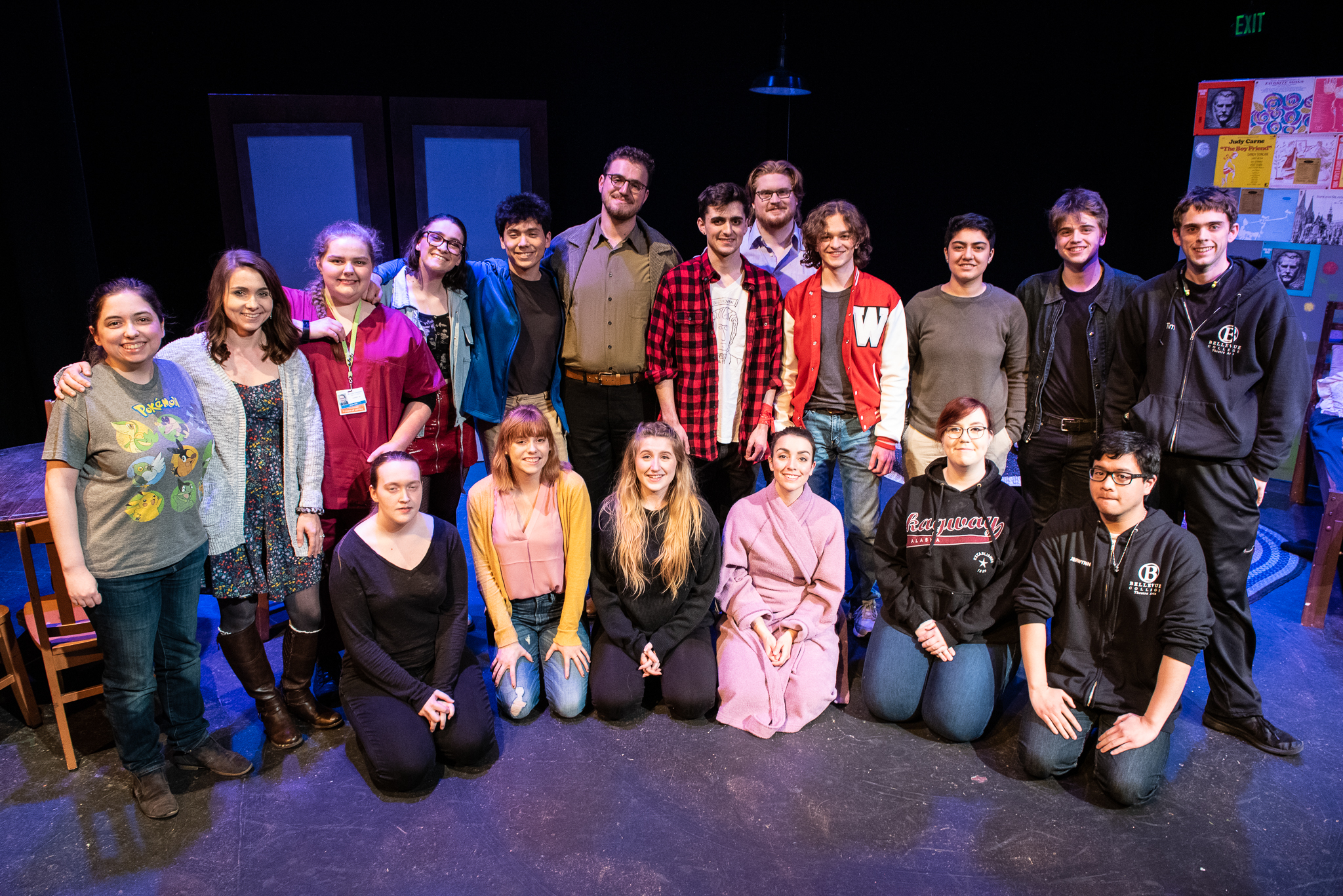 Stage Fright Originals Company Theatre Arts