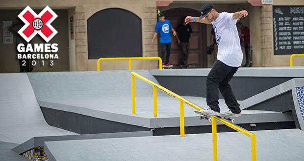 Street League Skateboarding X Games Barcelona EN VIVO