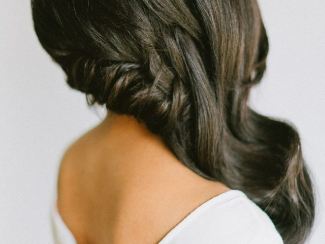 30 unique wedding hair ideas you'll want to steal | a practical