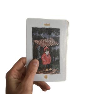 carte Cnv abri