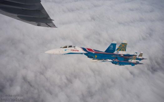 Су-27 АГВП