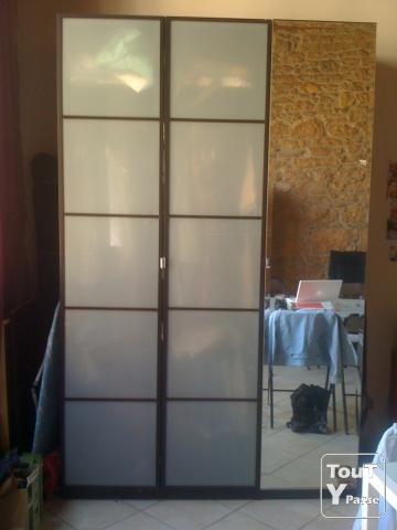 Photo Armoire Pax Ikea Image With Portes Placard Ikea With