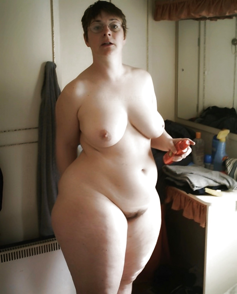 wide hips small tits