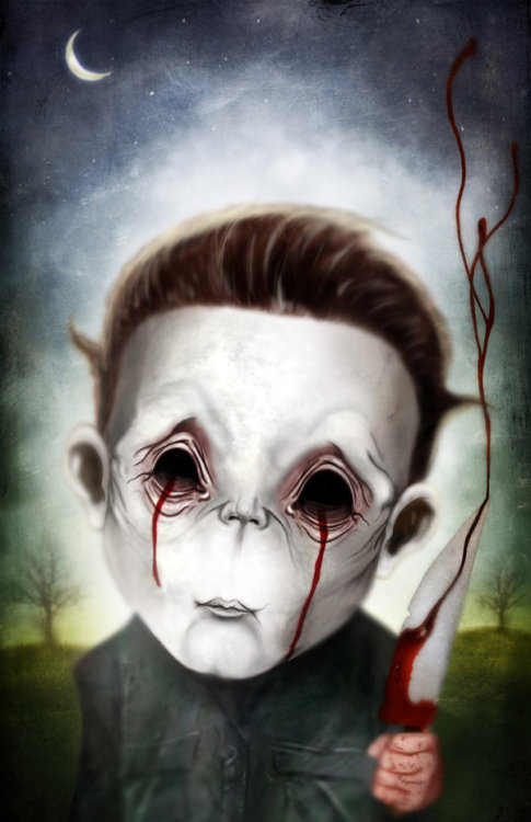 pixelated-nightmares:</p> <p>Mikey by JohnBranhamArt</p> <p>Is this you?<br /> At times I feel this way.<br /> I feel like murdering someone.<br /> Cutting their heart out<br /> of their mean and vengeful body.<br /> But we can't.<br /> We're humans with<br /> compassion and forgiveness<br /> in our hearts.<br /> But it does feel good to think<br /> like this when we're hurt and angry.<br /> So think your crazy thoughts and<br /> then put on your happy face.<br /> No one will ever know.