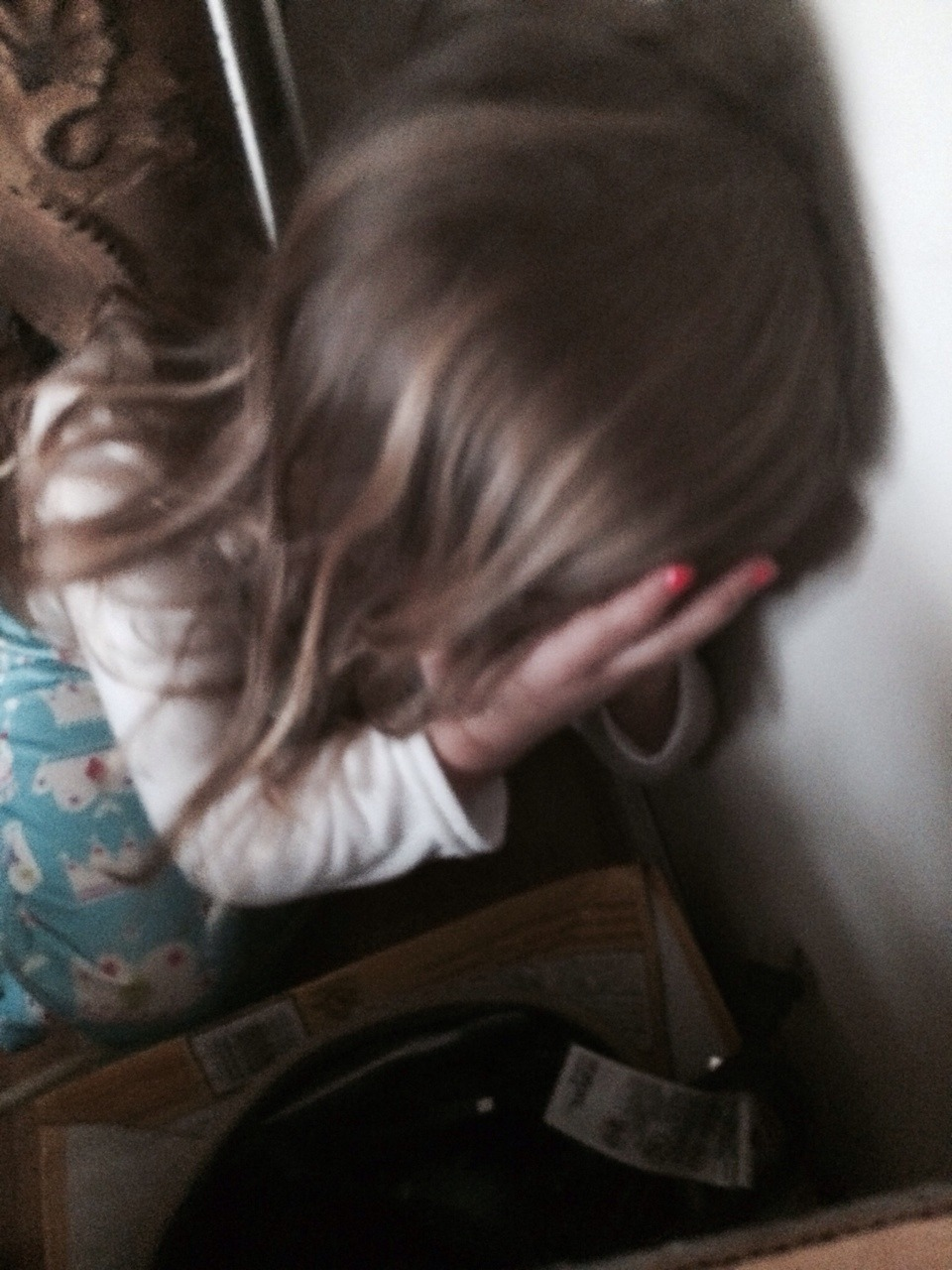 """Her brother blamed her for his fart.""Submitted By: Candice S. Location: New York, United States"