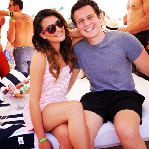 imperfectlifesucks:</p> <p>Groffchele at Coachella | via Tumblr on We Heart It.<br />