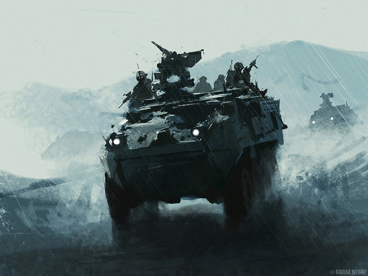 This is a sketch I did a loong time ago, thought the jpeg was lost forever, but apparently not!  Its basically a 1 hr still life of a Stryker toy I have on my desk