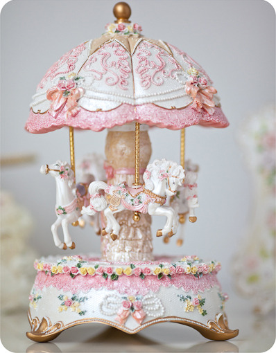 Minnie Carousel Pony Tumblr