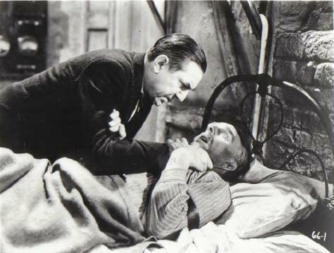 Béla Lugosi as Dr. Feodor Orloff in The Human Monster c. 1939