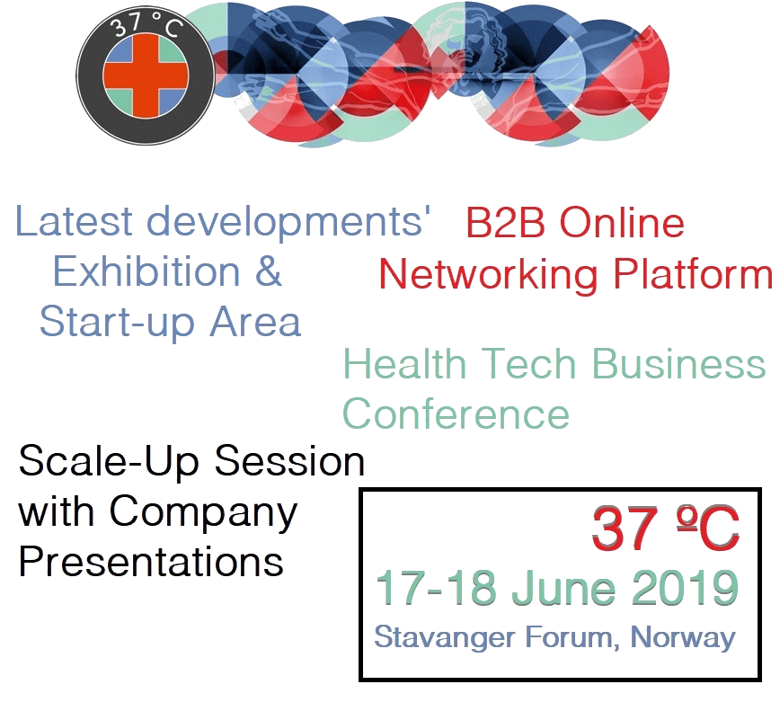37 °C Business Conference 2019 Increasing your options - 37 °C