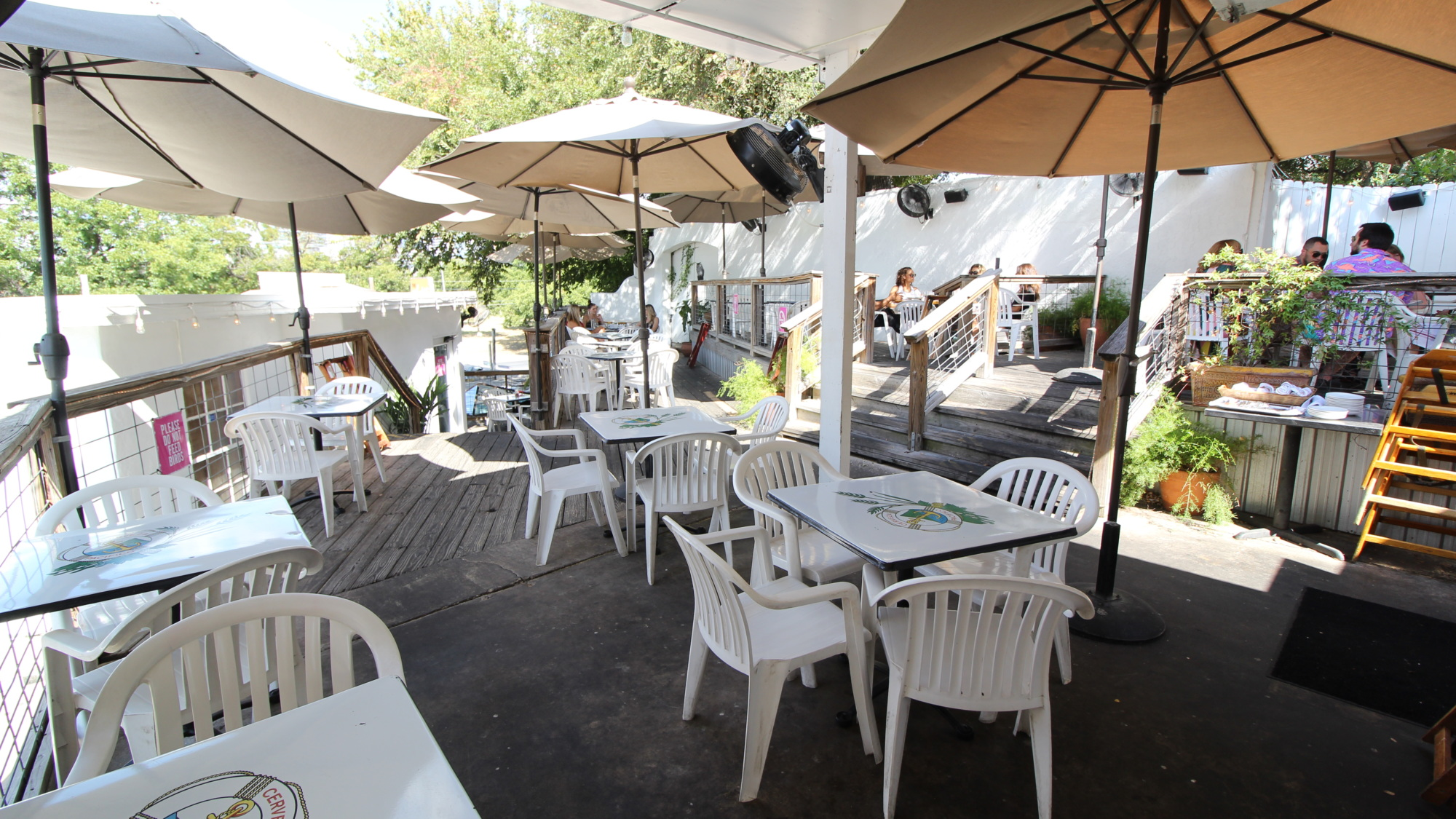resy guide to outdoor dining in austin