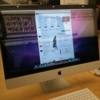 First Impressions: 27-inch iMac and Magic Mouse.