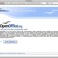 Scam Alert: Fake OpenOffice.org download.