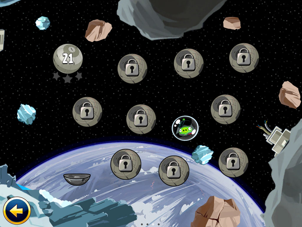 Angry Birds Star Wars: Hoth part 2
