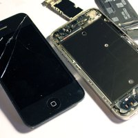 Personal Note: iPhone 4S screen replacement