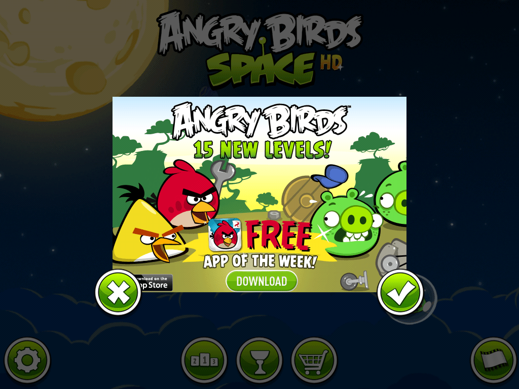 Angry Birds App of the Week