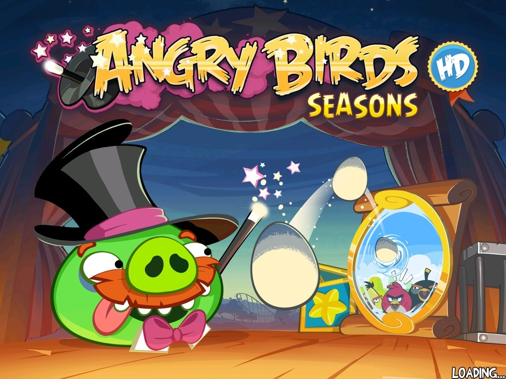 Angry Birds Season Abra Ca Bacon