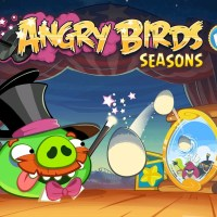 Angry Birds Seasons: Abra-Ca-Bacon