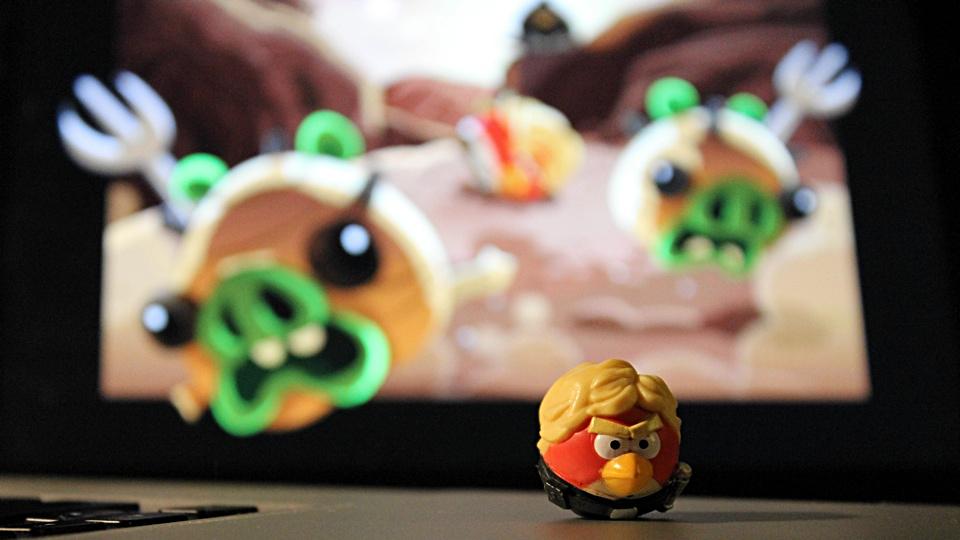 Angry Birds Star Wars, Luke Skywalker