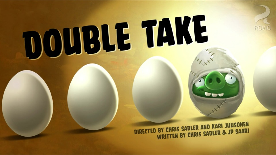 Angry Birds Toons Double Take