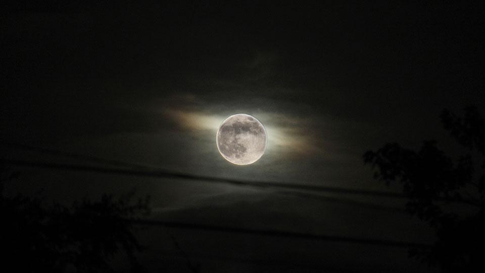 Hello, Super Moon