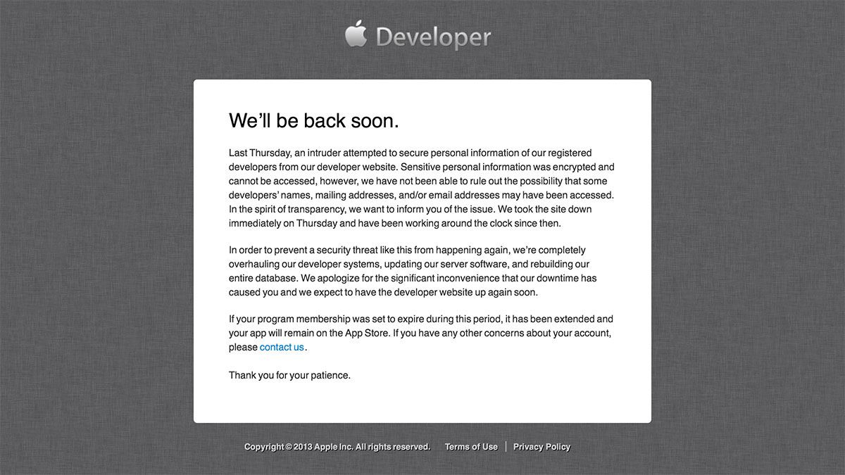 Apple-Developer-Center-Message-20130721
