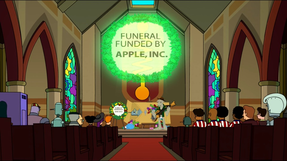 Futurama MacBook Air Apple Inc