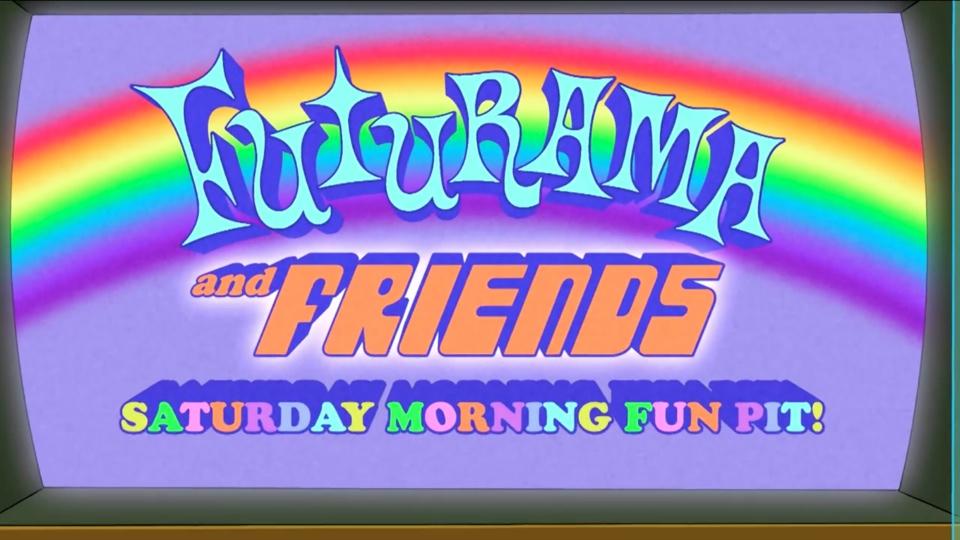 Futurama Saturday Morning Fun Pit