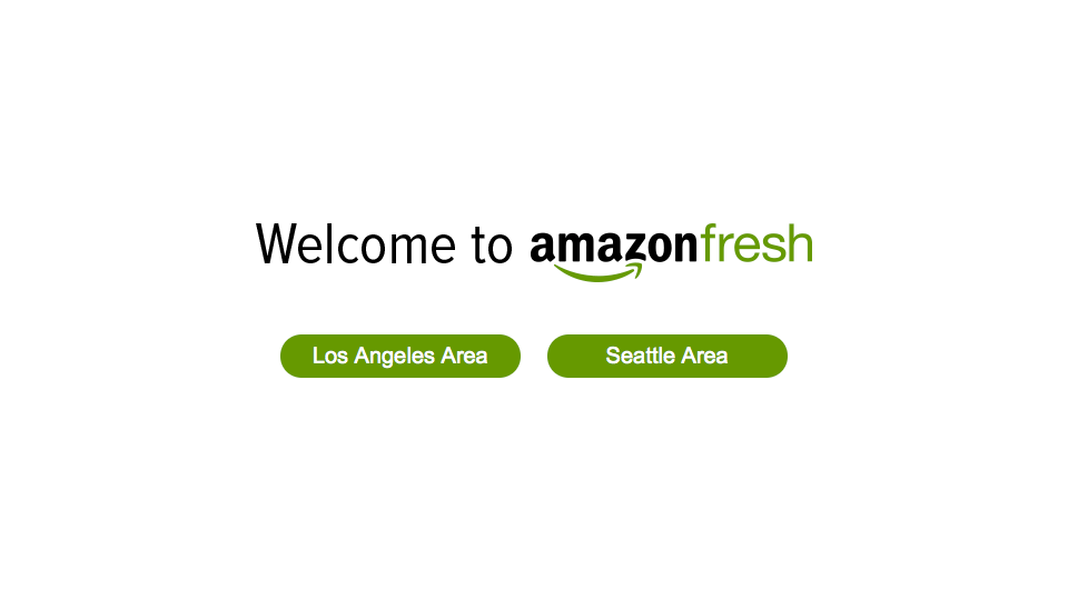 Amazon Fresh Seattle Los Angeles