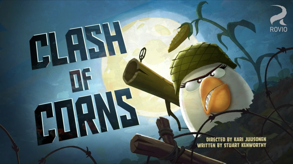 Angry Birds Toons Clash Of Corns