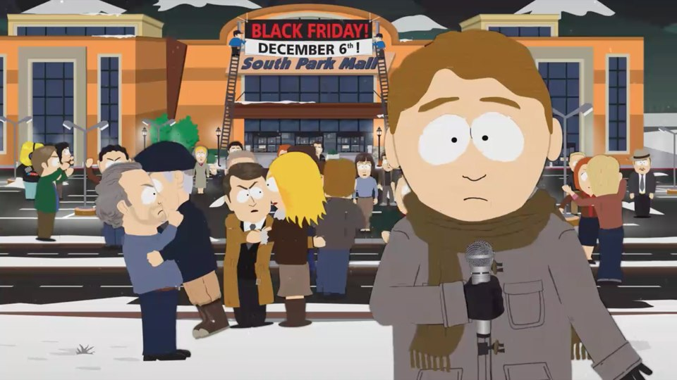 South Park S17E09 Preview This is Gonna be a Blood Bath