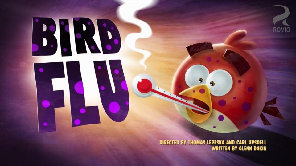 Angry Birds Toons Bird Flu