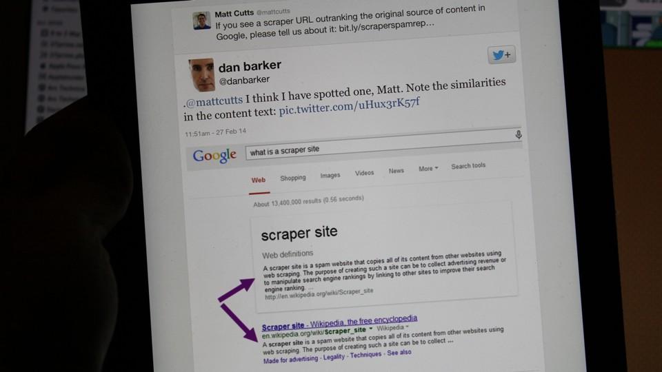 Dan Barker Replies to Matt Cutts